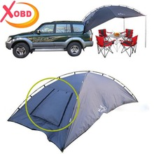 Waterproof Outdoor Shelter Tent Car Gear Large Shade Tents Truck Bed Camping Tents Gazebo Camping Equipment with 5-8 Person
