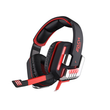 G8200 Game Headphone 7.1 Surround USB Vibration Gaming Headset Earphone with Mic for PC/Laptop