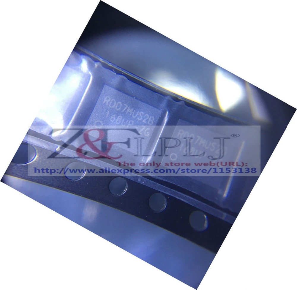 New Original  RD07MUS2B  RD07MUS2 B RD07MUS28 RD07MUS2B T112  RD07 MUS2B   50PCS/LOT-in Integrated Circuits from Electronic Components & Supplies    1