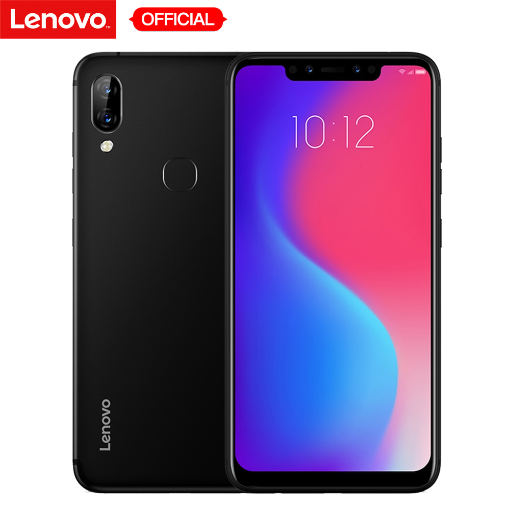Глобальная версия lenovo S5 Pro 20MP четыре-камеры 6 GB 64 GB мобильного телефона 6,2 дюйма FHD + 1080 P Snapdragon 636 8-core 3500 mAh 4G смартфон