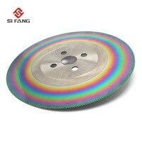 12 300 мм HSS высокая Скорость Сталь пильный диск режущий диск для Нержавеющаясталь M42 Thickss 1,6/2 мм