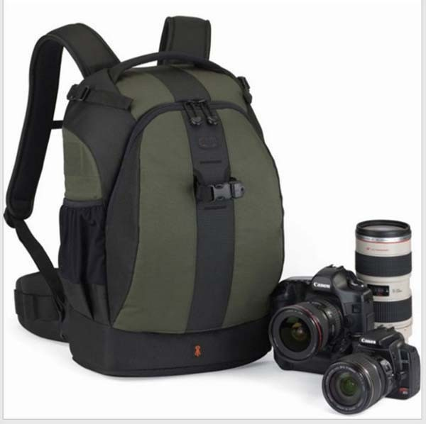 EMS Free Flipside 400 AW (Pine Green) Camera Digital Camera DSLR Bag Backpack come with ALL Weather Cover for Canon Nikon Sony