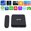 Mag 250 IPTV Caixa M8S Amlogic XBMC Streaming de Codi Completo HD 1080 P TV Box Escrow 1080 p hd hd5 android tv caixa