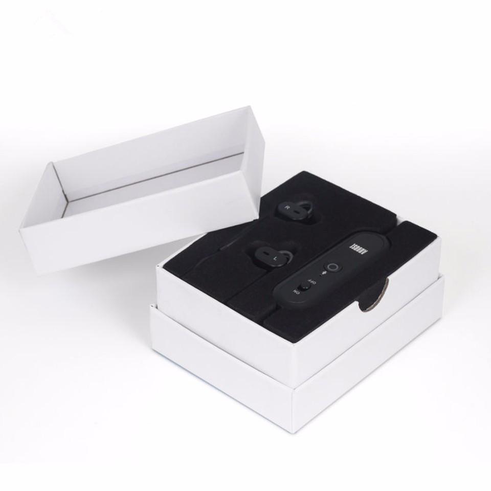 Earphone with box