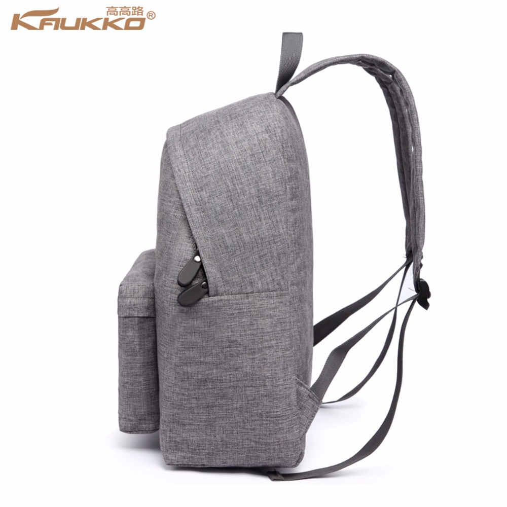 New Fashion Vintage Men Women Backpacks Canvas Backpack girls Boy Rucksack  School Backpacks for College Student -in Backpacks from Luggage   Bags on  ... 37b68a7682f4c