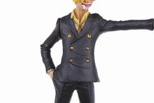 One Piece Anime Cartoon Sanji PVC Action Figure Toys Dolls