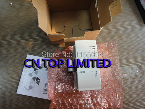 DVP08HP11R Delta EH2/EH3 Series PLC Digital Module DI 4 DO 4 Relay new in box dvp08sp11t delta s series plc digital module di 4 do 4 transistor new in box
