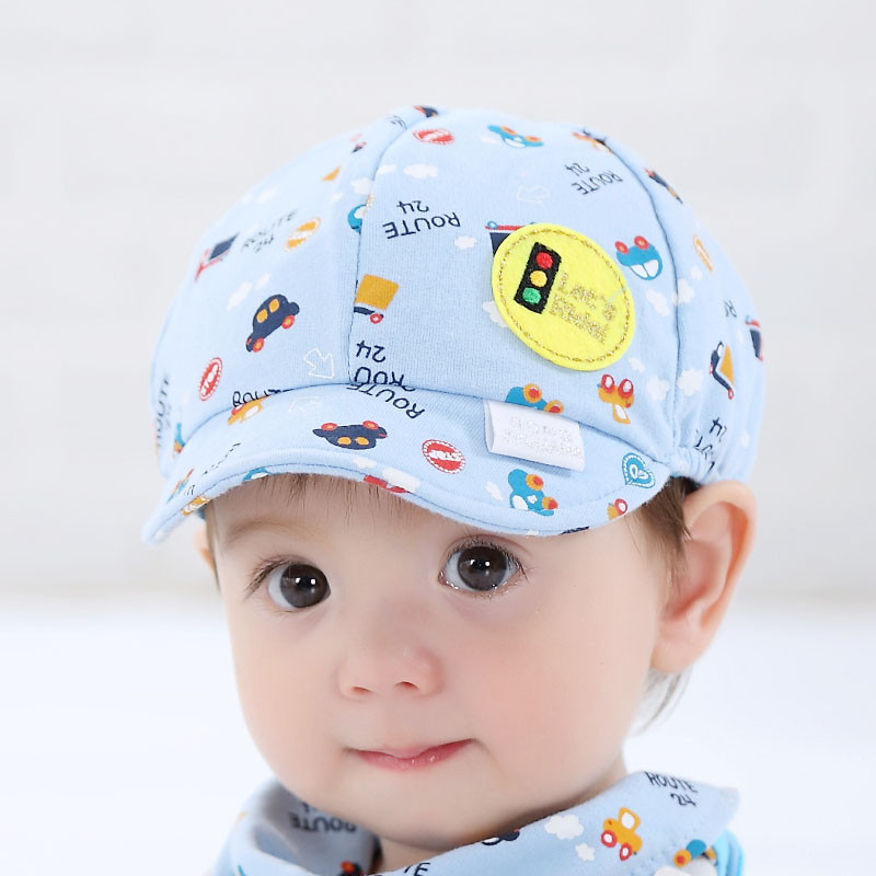baby boy printed baseball cap xpressebuy