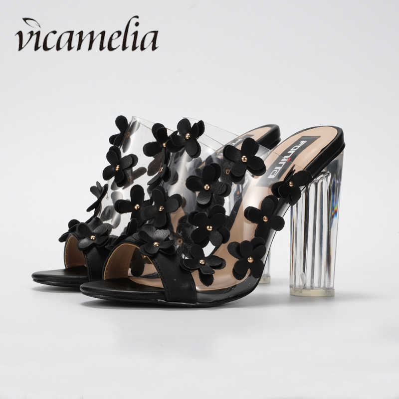 61779b979bf Detail Feedback Questions about Vicamelia Newset Transparent High ...