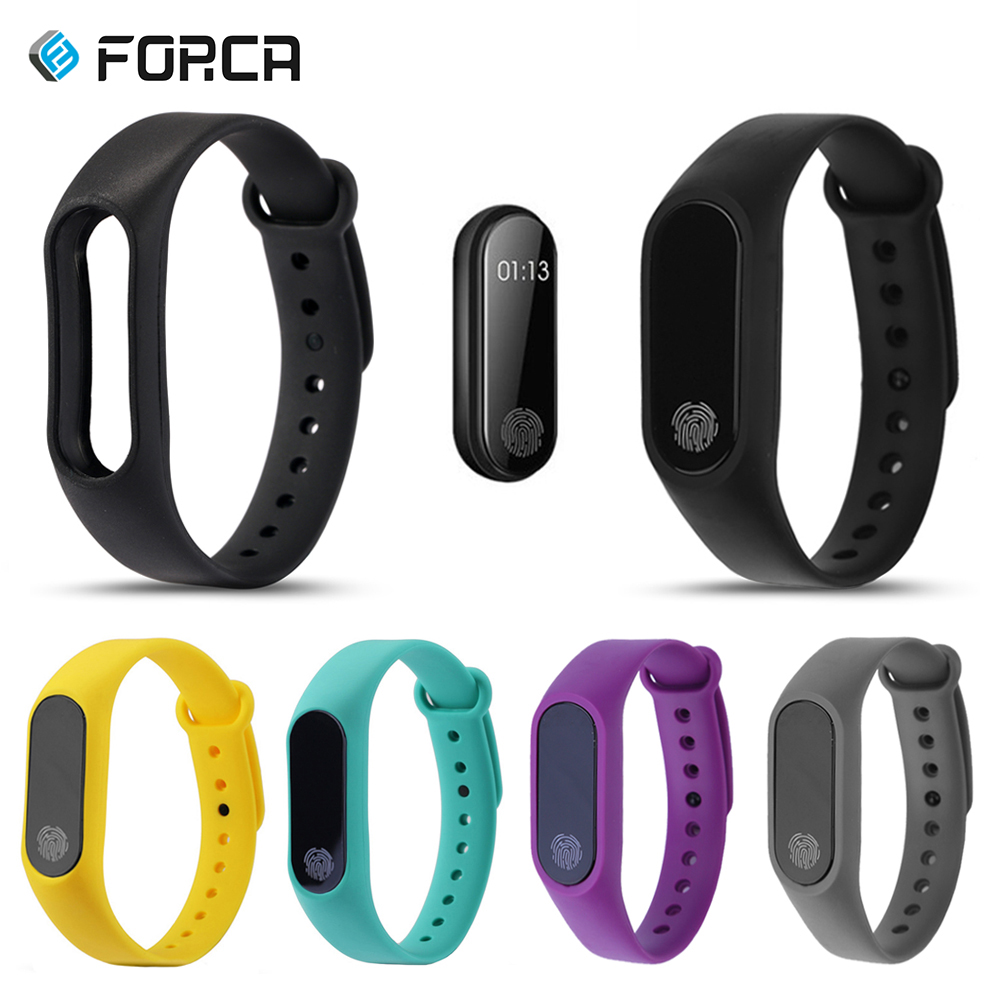 7923ce199ed M2 Smart Bracelet Heart Rate Monitor Pedometer Sleep Best Fitness Tracker  2018 Bluetooth Smart Wristband Manual Dutch Watches