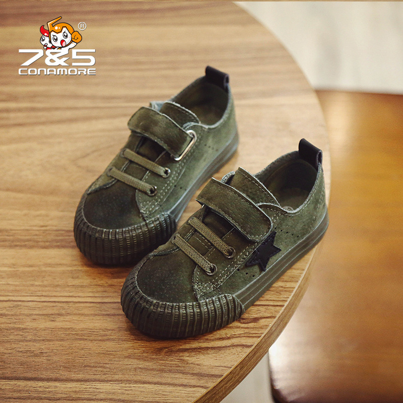 children's casual shoes boy girls sport shoes children Sneakers Fashion Leather kids loafers Primary school students Shoes 24-37 2017 breathable children shoes girls boys shoes new brand kids leather sneakers sport shoes fashion casual children boy sneakers