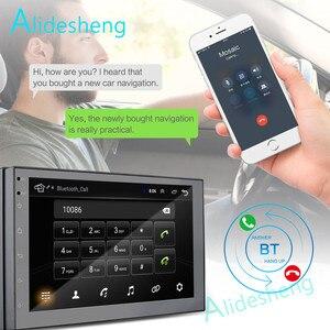 Image 3 - Android GO 2 Din 2G+ROM32G Car radio Multimedia Video Player Universal auto Stereo GPS MAP For Nissan Hyundai Kia toyota rav4