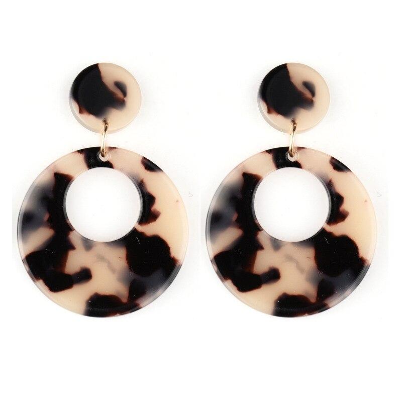Dangle Earrings A159-4