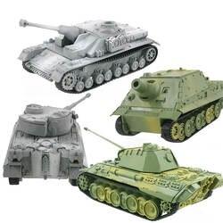 4D Танк модель Конструкторы Военная сборка развивающие игрушки украшения высокой плотности материал пантера Тигр Turmtiger Assault