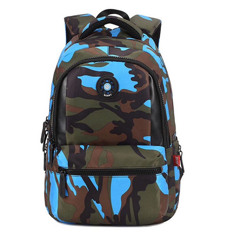 Popular Kids Camouflage Backpack-Buy Cheap Kids Camouflage ...