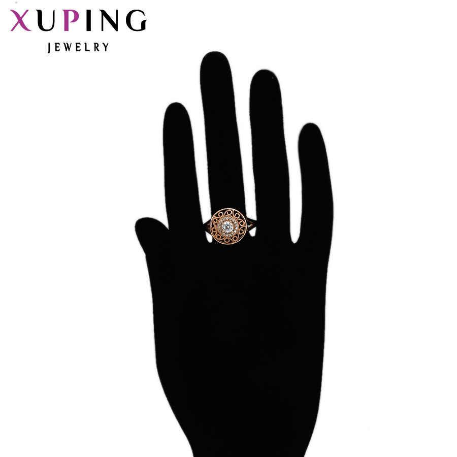 11.11 Xuping ファッションジュエリーセットの魅力女性/ガールセットローズゴールド色メッキ結婚式の素敵なギフト高品質デザイン s38.4-62412