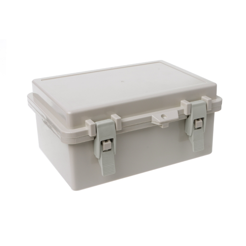 Newest IP65 Waterproof Electronic Junction Box Enclosure Case Outdoor Terminal Cable Drop Ship 1pc abs waterproof electronic junction box screw mayitr plastic sealed enclosure case shell outdoor terminal cable 240 170 110mm