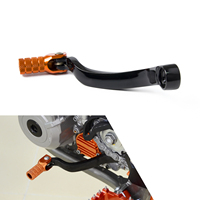 NICECNC CNC Folding Forged Gear Shifter Shift Lever Pedal For KTM 125 150 200 250 300