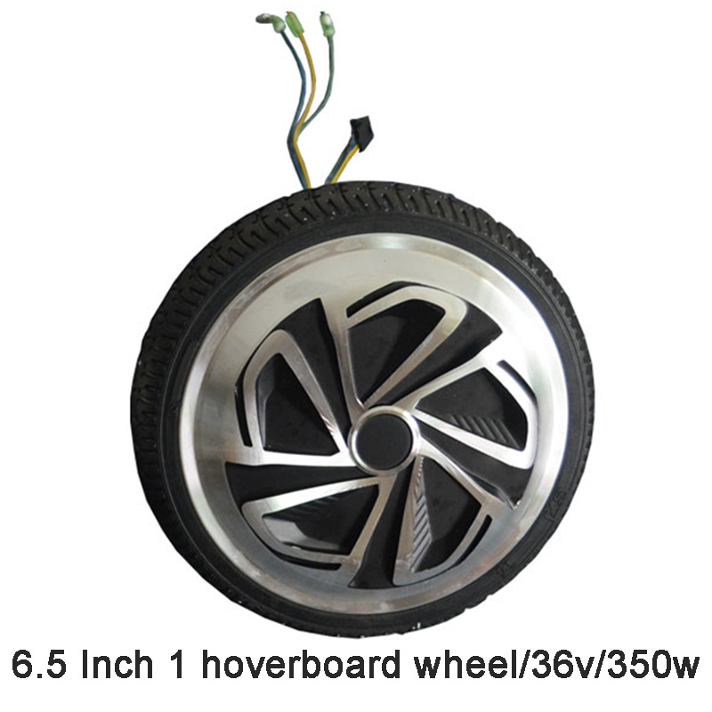 Hoverboard moteur 6.5 Pouces 1 hoverboard roue promotion prix d'usine en gros 250 W moteur scooter électrique haute quanlity