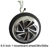 Hoverboard motor 6.5Inch 1 hoverboard wheel promotion factory price wholesale 250W Motor Electric Scooter high quanlity