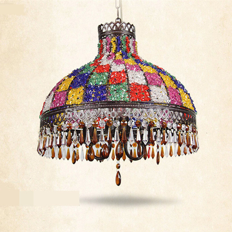 Online Get Cheap Multi Color Chandelier Aliexpress – Color Chandelier