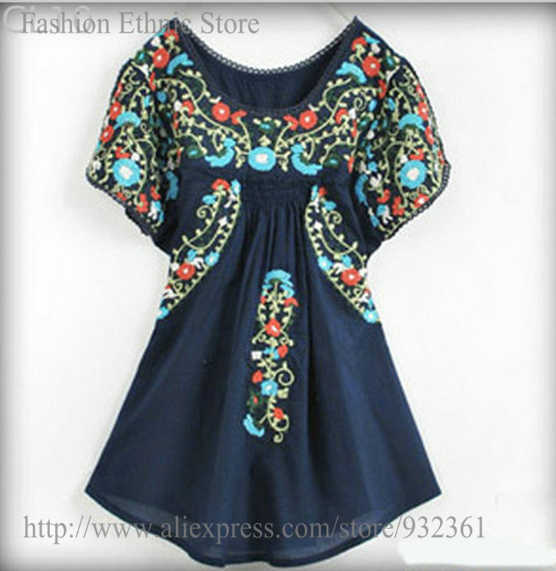 Popular Mexican Mini Dress-Buy Cheap Mexican Mini Dress lots from ...