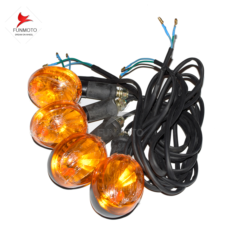 4 PIECES TURNNING LIGHT SIGNAL LIGHT OF PGO 150CC BUGGY/150CC GOKART