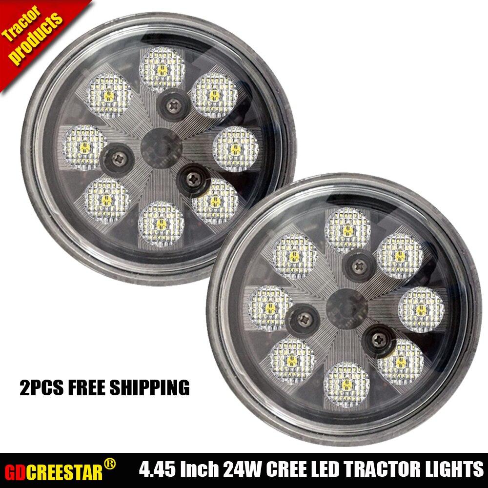 LED PAR36 24W 8leds IP68 Spot / Flood / Trapezoid / Hi Lo beam 12V 24V Warm White Lamps PAR 36 24W Aircraft Light Bulbs x2pcs