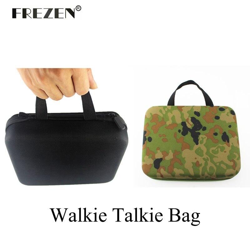 Two Way Radio Case Carring Handbag Storage For BAOFENG UV 5R UV 82 TYT TH F8