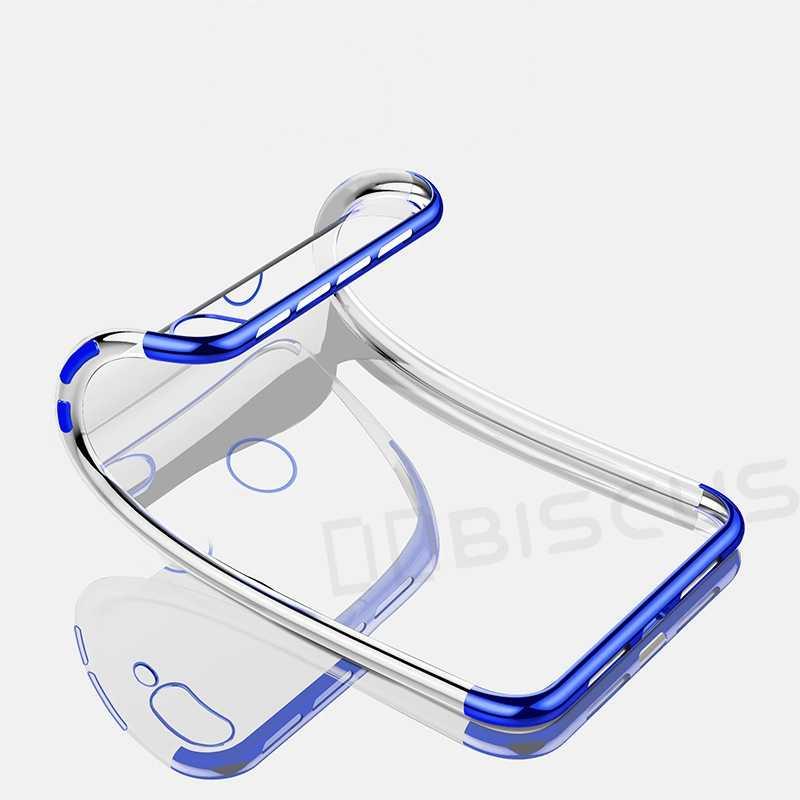 Luxury Ultra-Thin Capa Silicone Soft Case For Huawei Y6 Y7 2019 Pro Prime MRD-LX1F DUB-LX1 Honor 8A JAT-LX1 Shell Cover Funda
