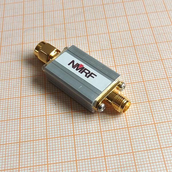 Learned Free Shipping Fbp-144 144mhz 2 M Band Bandpass Filter, Ultra Small Volume, Sma Interface Module Sensor