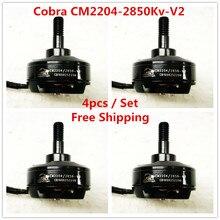Cobra Motor CM2204 2850 V2 Superlight Brushless Motor for Mini font b drone b font Fpv