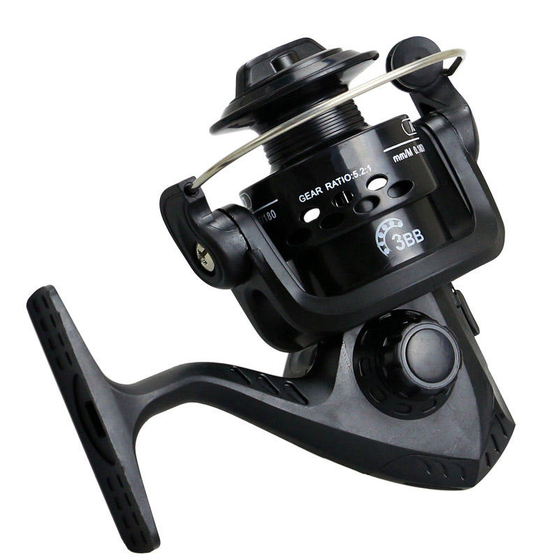 Fishing Reels Fish Wheels Spinning Bait Wheels Ship Bait Casting Fishing FH99(China)