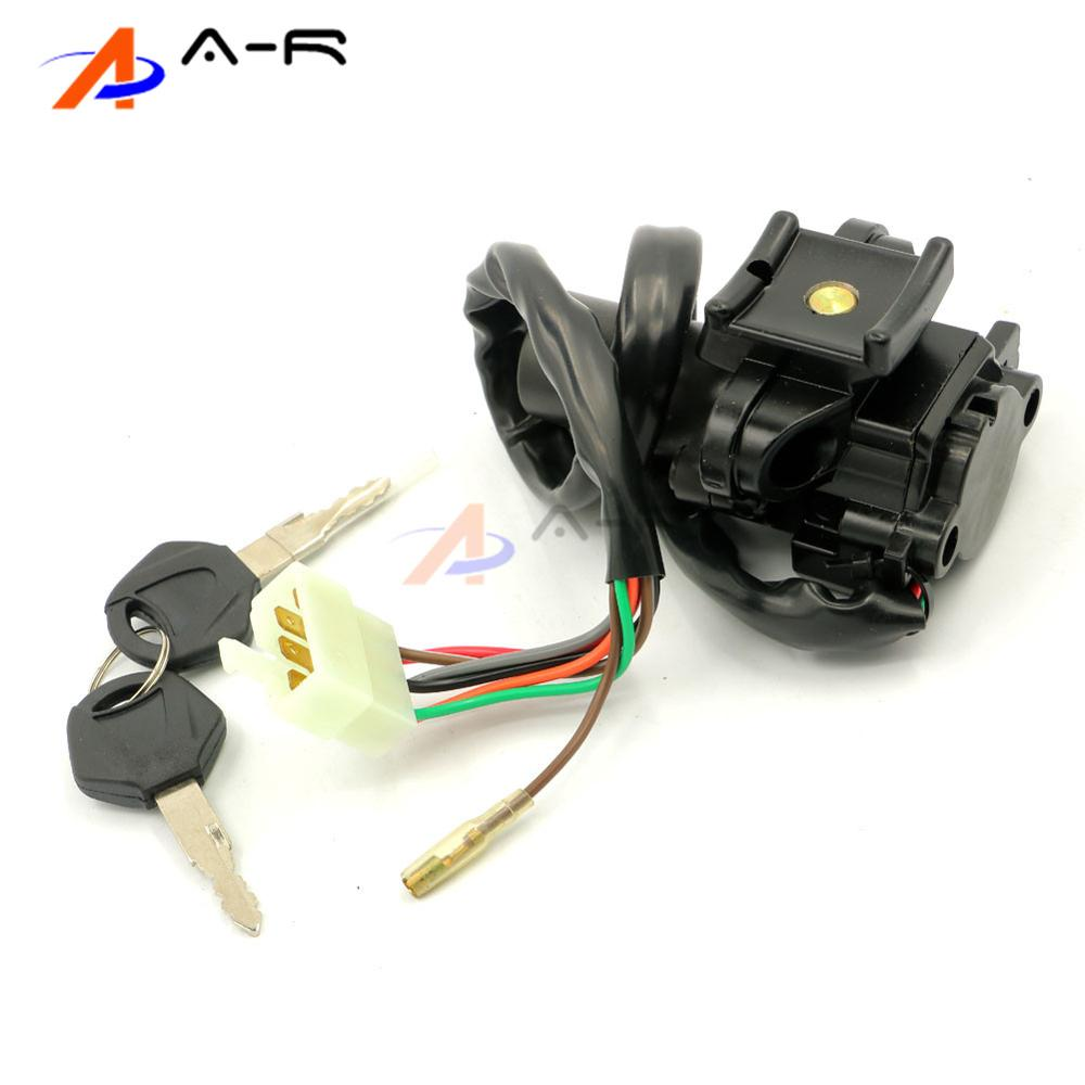 Motorcycle Digital Electronic Ignition Racing Cdi Box Unit Ecu For Kawasaki Zzr 400 Wiring Diagram Switch Lock Keys Set Zzr400 1993 2006 2005