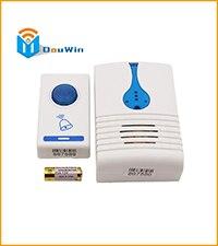 Wireless Door Bell Wireless Chime Door Bell Gate Alarm Doorbell Wireles Remote Cordless Portable 32 Chime Digital Doorbells