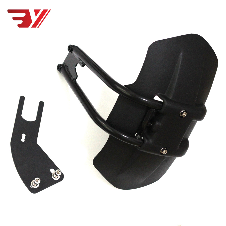 Accessoires moto support de garde-boue arrière en métal et ABS garde-boue moto pour SUZUKI GSXR 125 GSXR 250 GSXS 750 SV650 V-STROM 250