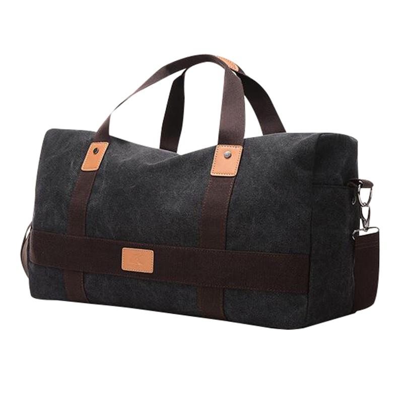 30% ОТСТЪПКА Човек сгъстяване платно пътни чанти Weekendtas мода багаж опаковане кубчета чанта пътуване duffle чанта мъже X087