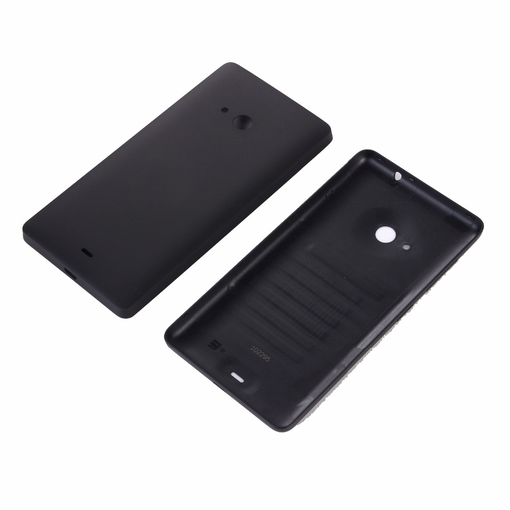 New Battery Door Back Cover Housing For Nokia  Lumia 535 N535 Battery Cover With Power Volume Buttons