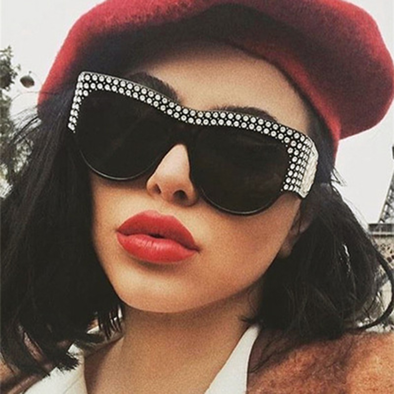 LeonLion 2019 Plating Sunglasses Women/Men Large Frame Sun Glasses Vintage Female Goggles UV400 Lunette De Soleil Femme
