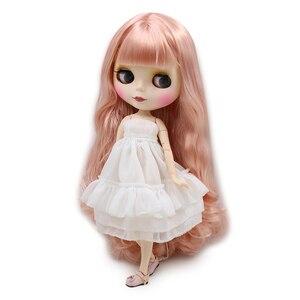 Image 5 - 氷のブライス人形ヌード共同体と手セットabいいえメイクギフトとして30センチメートル1/6 bjd人形ファッションおもちゃの女の子のギフト