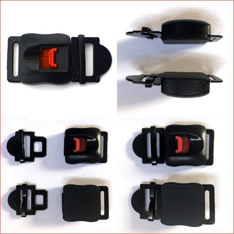 Fast Buckle Helmet Safety Buckle Lock Motorcycle Helmet Accessories