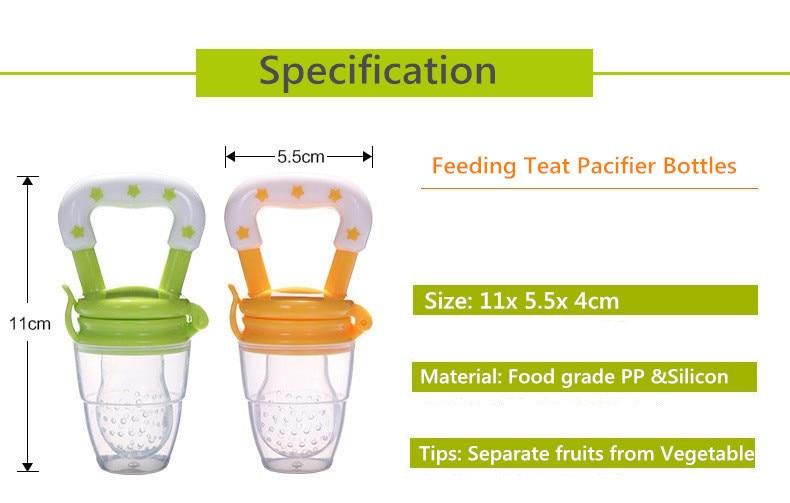 Silicone Feeding Teethers