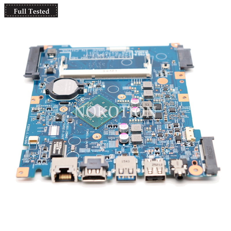 NOKOTION NBMRW11001 NB.MRW11.001 Laptop motherboard For acer aspire ES1-512 448.03707.0011 Mainboard full testNOKOTION NBMRW11001 NB.MRW11.001 Laptop motherboard For acer aspire ES1-512 448.03707.0011 Mainboard full test