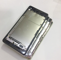 4 Colors 100% New Housing Metal Middle frame plate cover + side buttons For Sony Xperia XP F8132,Free Ship