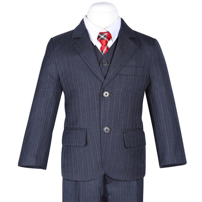 זריז חליפת עבור ילד Terno Infantil תלבושות Enfant Garcon Mariage בני חליפות לחתונות Disfraces Infantiles ילד חליפות פורמליות