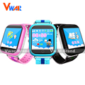 Дети GPS Часы Q750 WIFI 1.54 сенсорный экран дети раннего обучения Смарт детские часы Анти-упал сигнализации SOS Вызова трекер шагомер