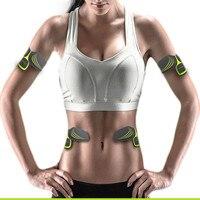 Electric Muscle Stimulator EMS Stimulation Body Slimming Machine Hous Abdominal Arm Muscles Intensive Training Loss Massager