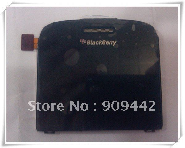 Original LCD Display Screen Version 001 002 003 /004  for BlackBerry Bold 9000 Black White LCD