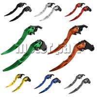 For Honda VF750S VFR750 VFR750F VFR800 VFR800F VTR1000F FIRESTORM CBF1000 Motorcycle Racing Adjustable Blade Brake Clutch