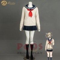 Brand New * In stock anime Toga Himiko cosplay costume my hero academy cosplay toga costume mp004177